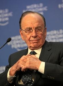 Rupert Murdoch, News International