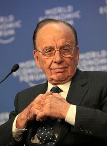 Rupert Murdoch, News International
