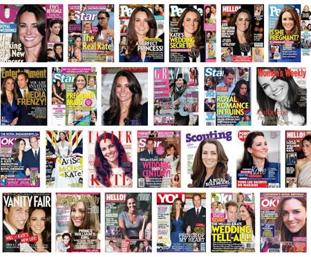 Kate-magazines