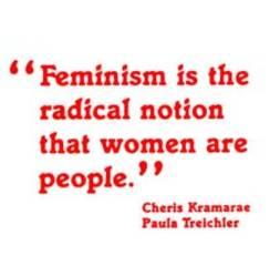 Feminism people