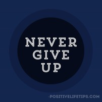never-give