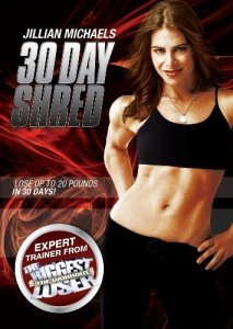 30 Day Shred workout DVD