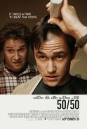 50/50 - sad, touching, funny
