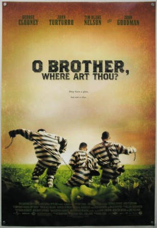 O Brother Where Art Thou - unexpectedly tuneful