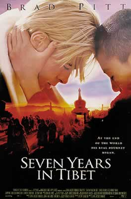 Seven Years In Tibet - memorable but flawed