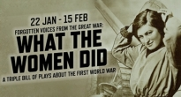 What the Women Did, Southwark Playhouse