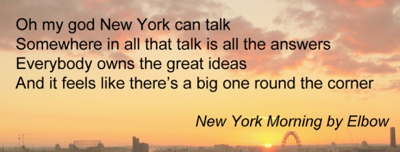 New-York-Morning
